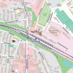 Flensburg Bahnhof Standort suboptimal